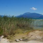 Plaja Jamaica, Sirmione, Lacul Garda, Italia