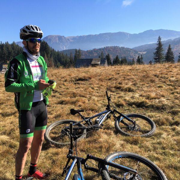 Weekend la munte: eBike la Fundata
