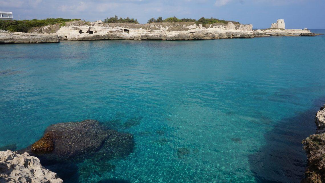 Roca Vecchia, Apulia