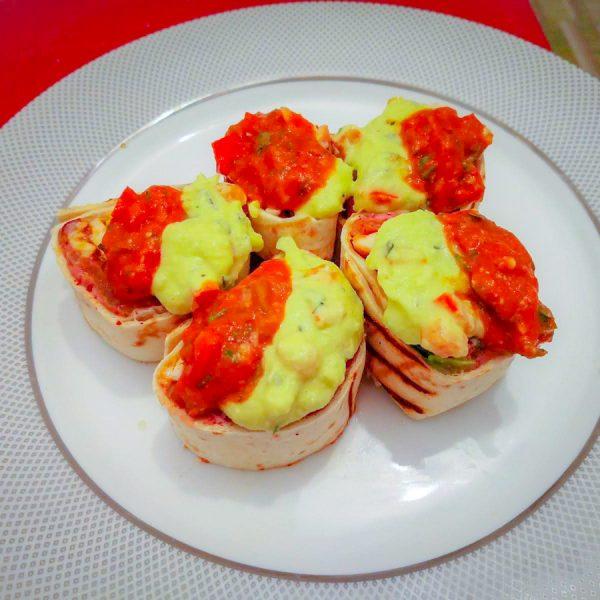 Burrito de pui