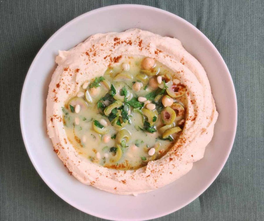 Humus - Hummus reteta