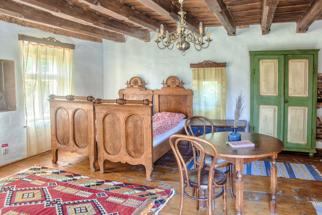 Saxon Romantic, Casa Mare, Cloasterf