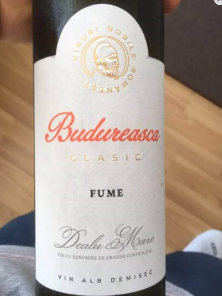 Budureasca - Fume